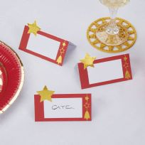 Dazzling Christmas Place Cards (10)